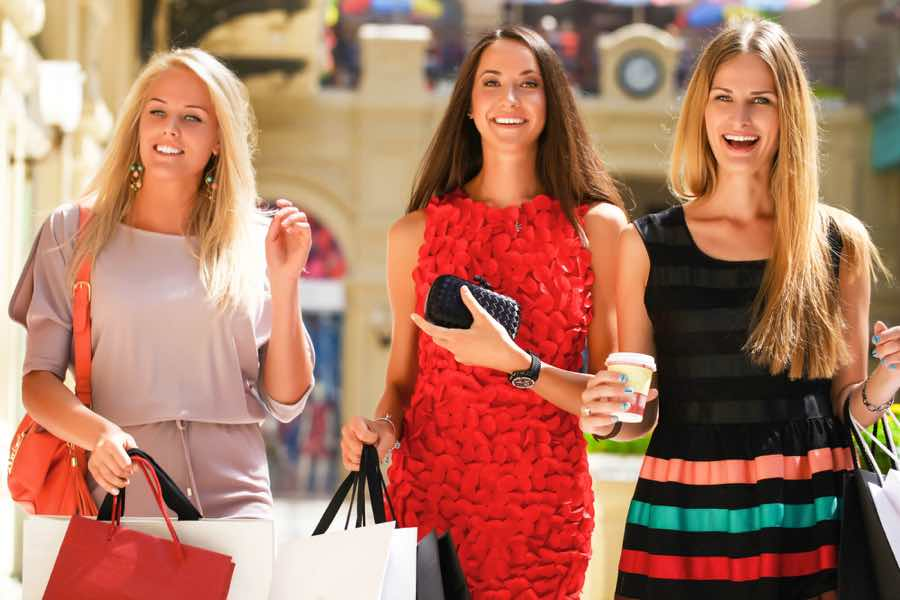 Ukraine and Russia brides shopping